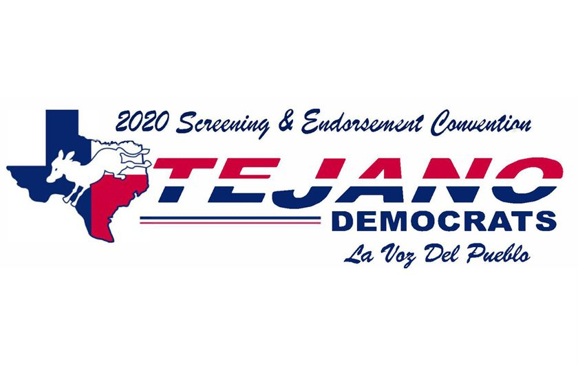 State Tejano Democrats Endorsed Candidates for the Democratic Primary Election